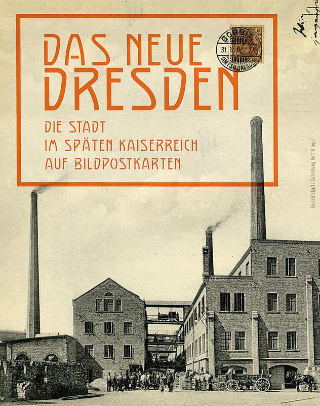 Ziegelei Gostritz, Ansichtskarte Sammlung Gert Klügel